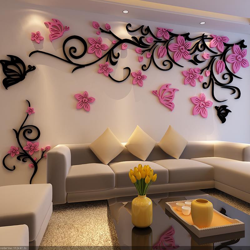 Декорирование стен своими руками мастер класс 37