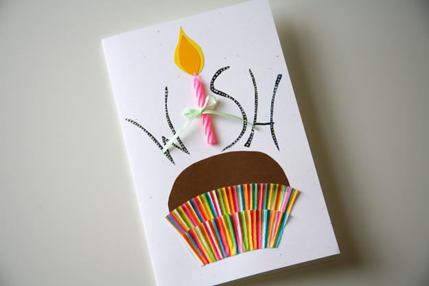 Креативные идеи для открытки на день рождения 76