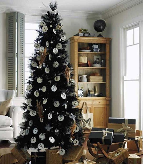 18-a-modern-black-tree-decorated-with-alphabet-ornaments