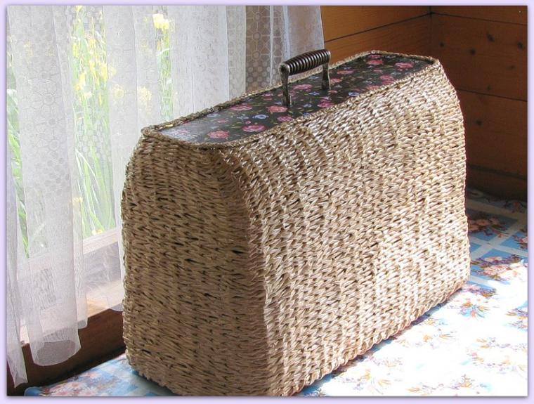 7a36ce8e2b26 Чехол для швейной машинки: одеваем свою помощницу