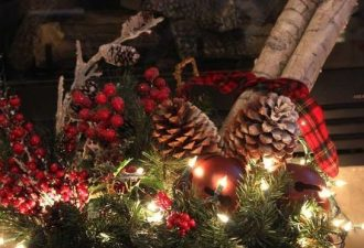 21-a-basket-with-evergreens-berries-pinecones-and-lights-564x372