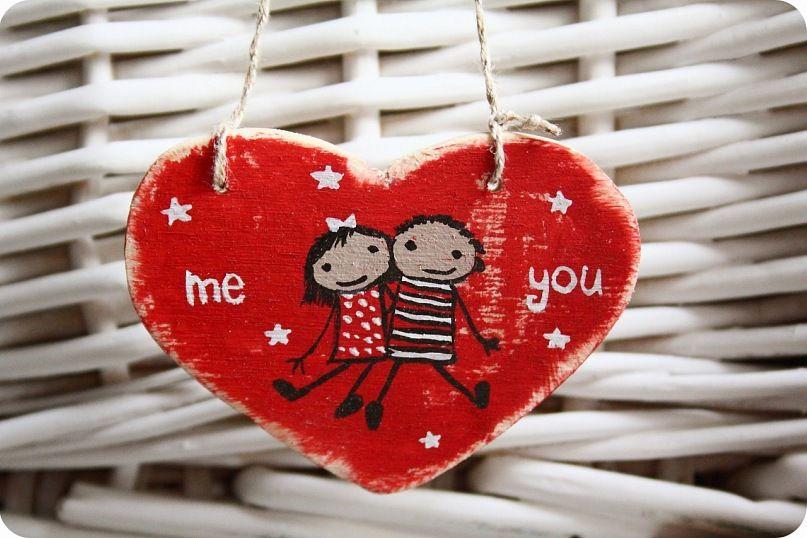 Подарок для дня влюбленных