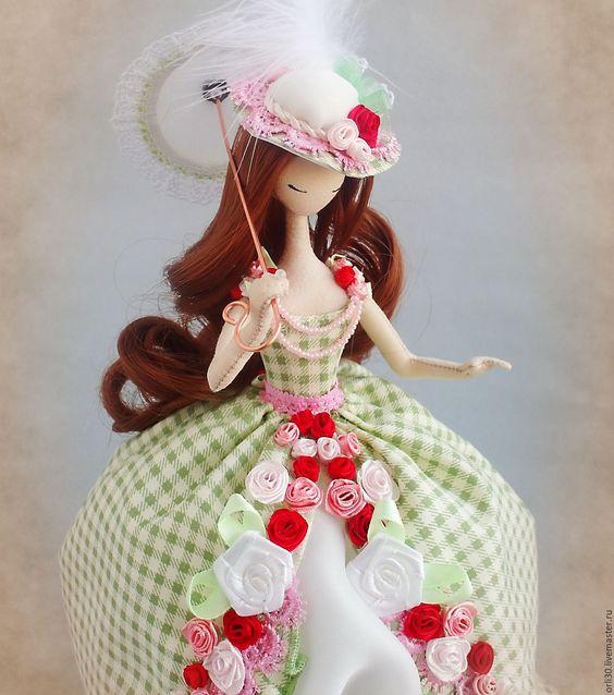 Рукоделие для дома куклы