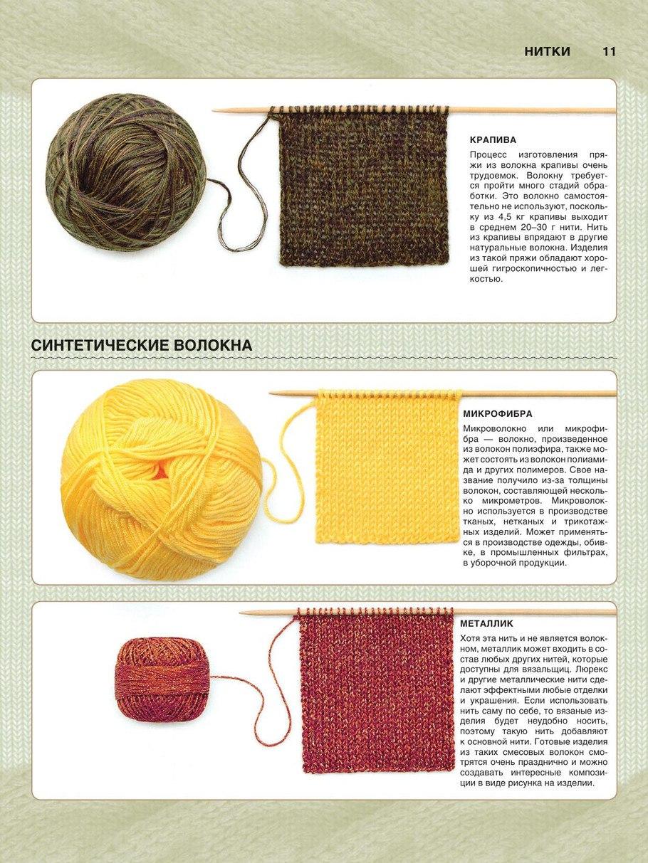 Виды ручного вязания 82