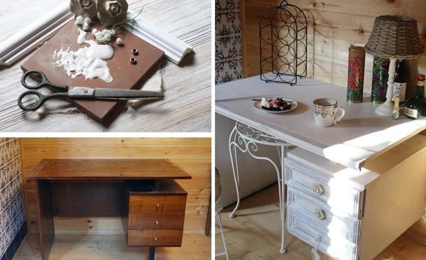 Модный письменный стол