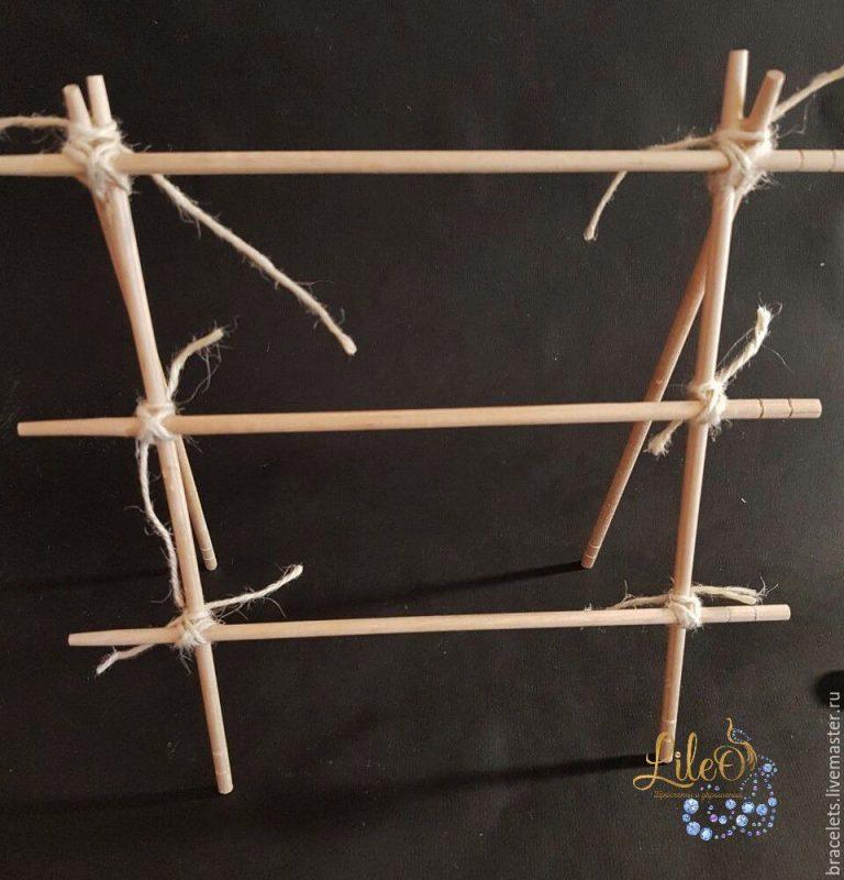Подставка для палочек своими руками 166