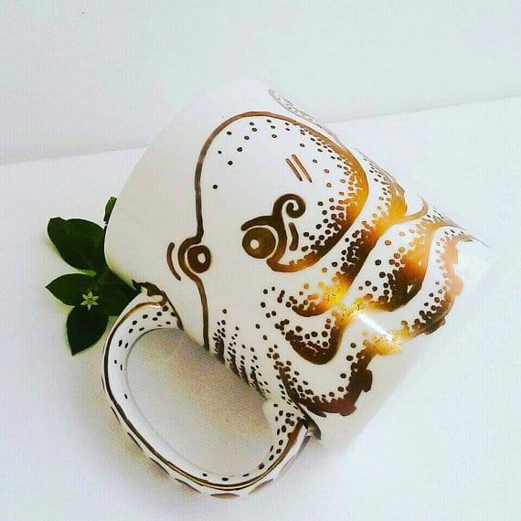 дизайнерские кружки, уникальные кружки, необычные кружки, кружки с необычным дизайном