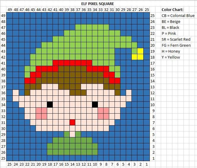 elfpixelwrittenpattern (664x565, 369Kb)