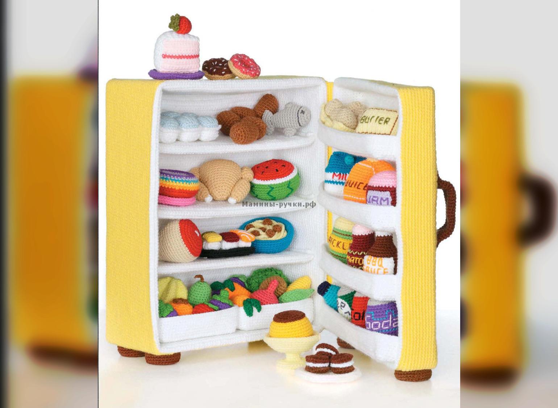 холодильник крючком