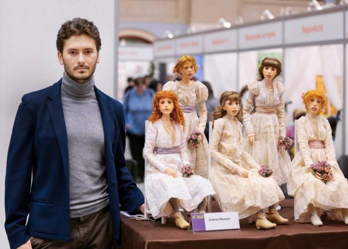 куклы Михаил Зайков - 01