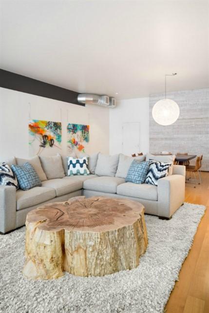 Мебель и аксессуары из дерева-1