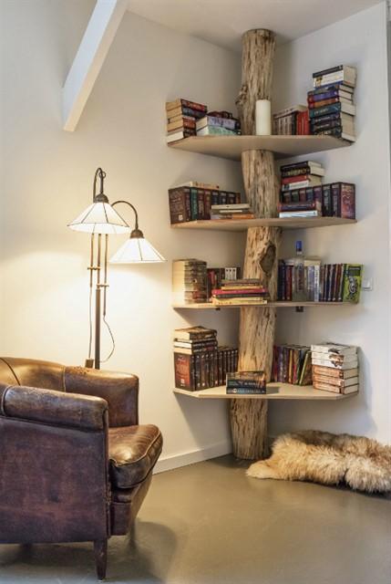 Мебель и аксессуары из дерева-4