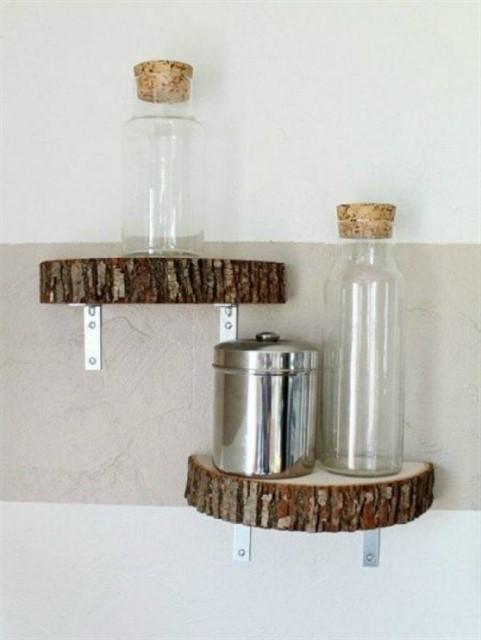 Мебель и аксессуары из дерева-9