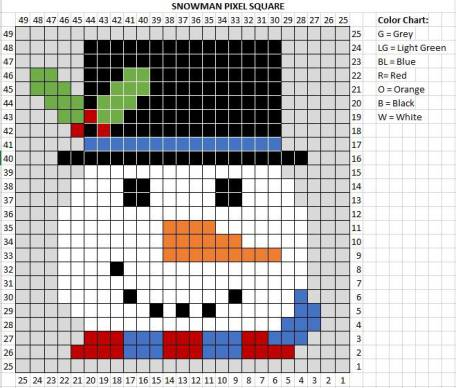 snowmanpixel (1) (456x388, 130Kb)