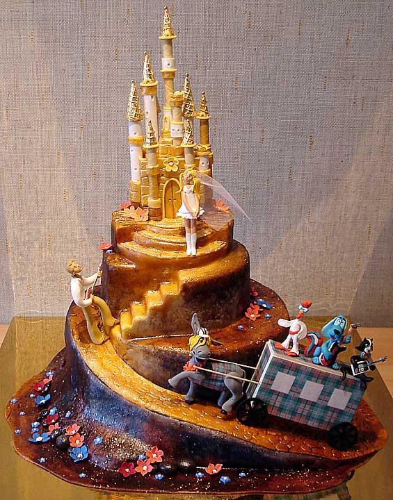 свадебные торты Жанны Зубовой 02