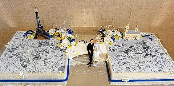 свадебные торты Жанны Зубовой 04