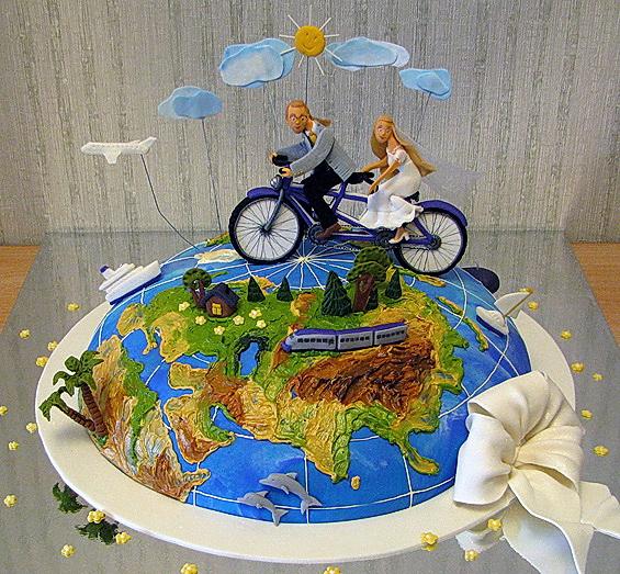 свадебные торты Жанны Зубовой 05