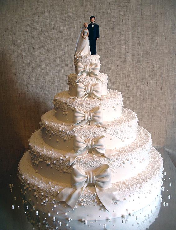 свадебные торты Жанны Зубовой 06