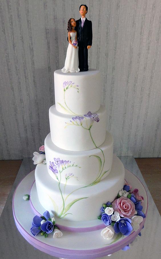 свадебные торты Жанны Зубовой 07