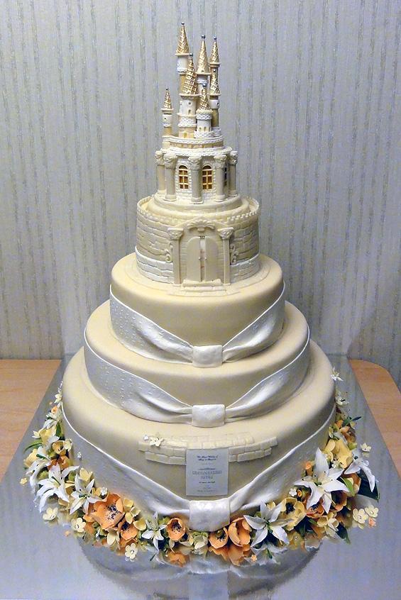 свадебные торты Жанны Зубовой 09