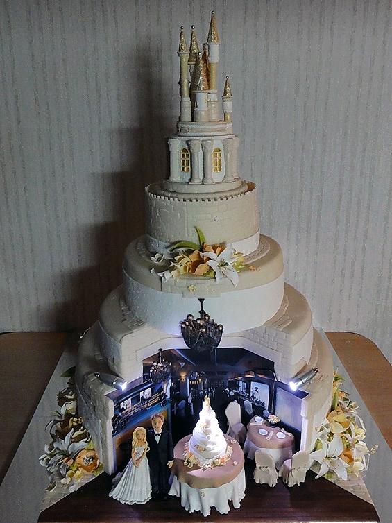 свадебные торты Жанны Зубовой 10