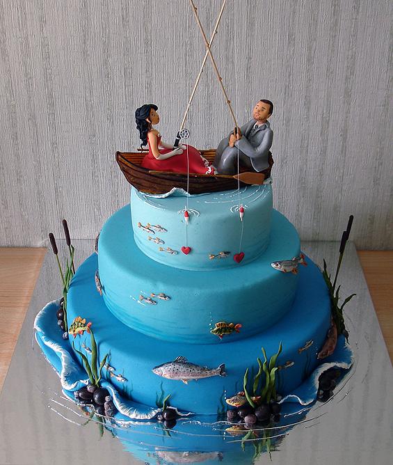 свадебные торты Жанны Зубовой 12