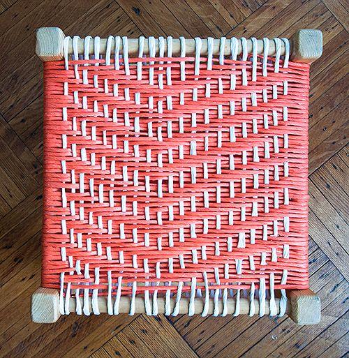 табурет с плетеным сиденьем своими руками 02