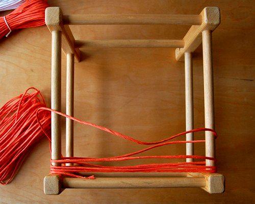 табурет с плетеным сиденьем своими руками 06