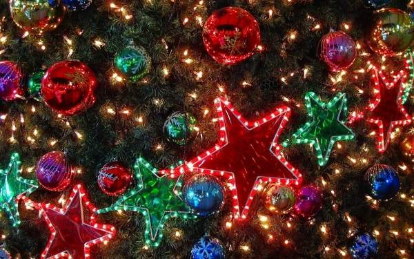 гирлянда елочная новогодняя, фото 2