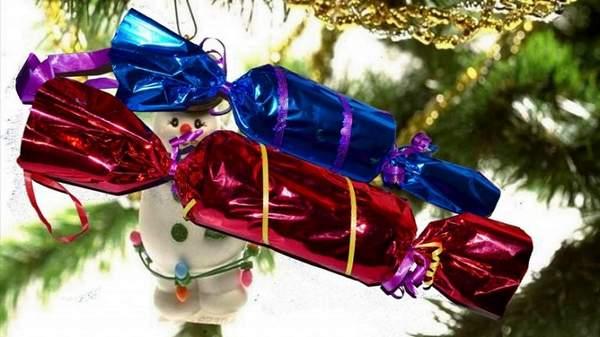 красивые новогодние игрушки своими руками, фото 25