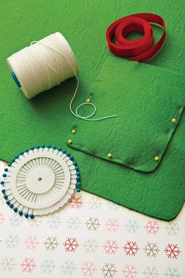 Модные украшения для новогоднего стола: 6 идей с мастер-классами