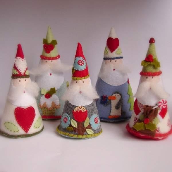 напольные новогодние игрушки своими руками, фото 27