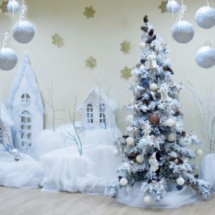 Новогодние гирлянды своими руками в детский сад, фото 33