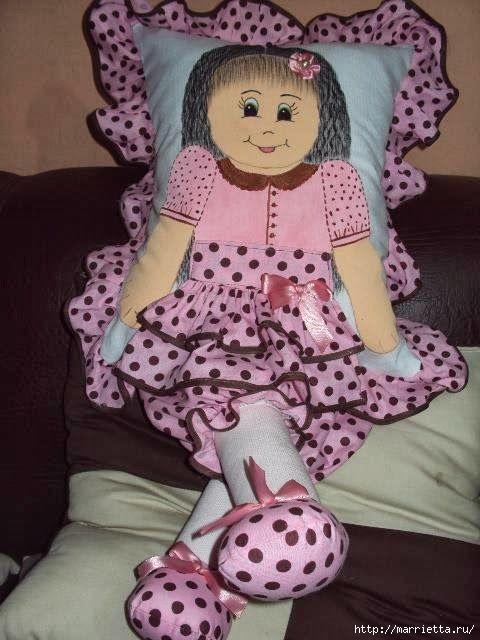 Детские подушки-куклы с росписью акриловыми красками (6) (480x640, 154Kb)