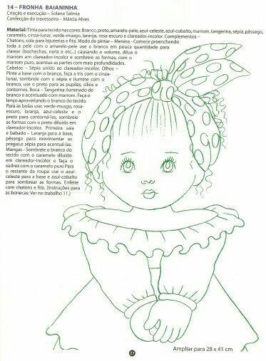 Детские подушки-куклы с росписью акриловыми красками (13) (373x507, 154Kb)