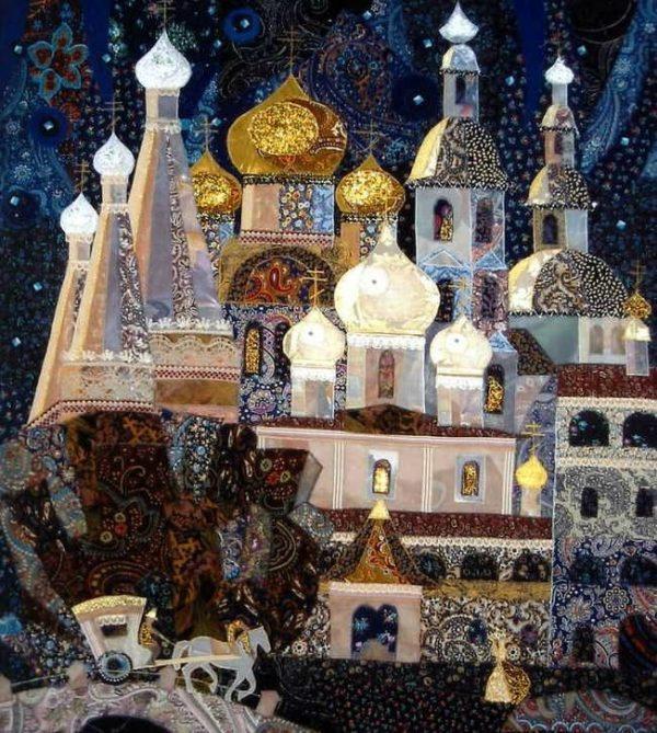 художник Валентина Максимова картины – 14