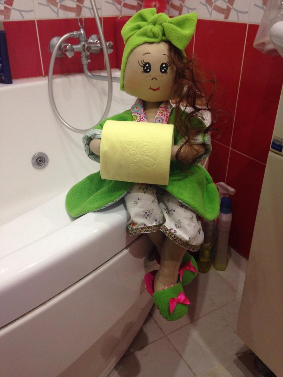 Интерьерные текстильные куколки держательницы Светланы Кузьмичевой