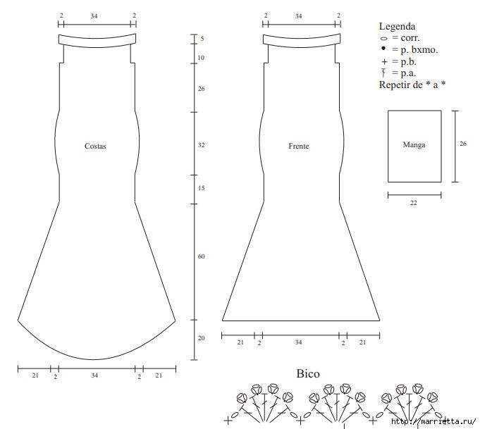 Вечернее красное платье крючком (5) (681x609, 77Kb)