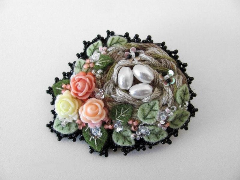 30 фетровых шедевров: новая порция вдохновения от Paulette Racanelli