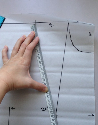Идеальная выкройка своими руками – без расчетов и формул. Платье будет сидеть идеально!