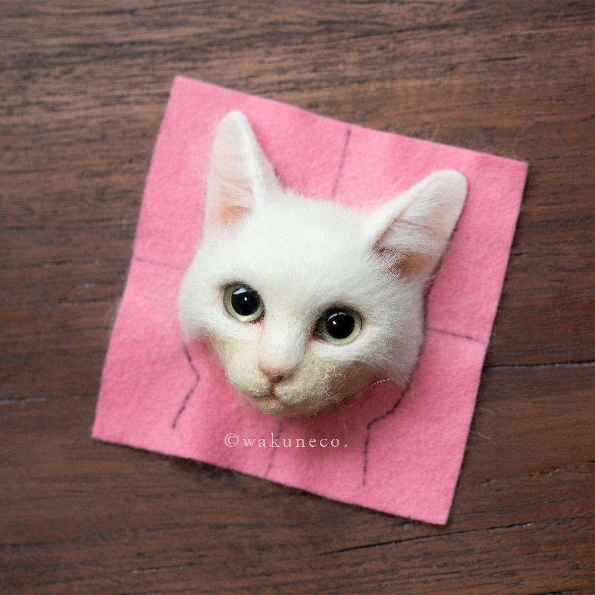 реалистичная игрушка котик