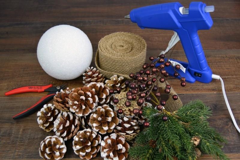 DIY-целующиеся-Ball-Учебник-Crafts-развязали-5