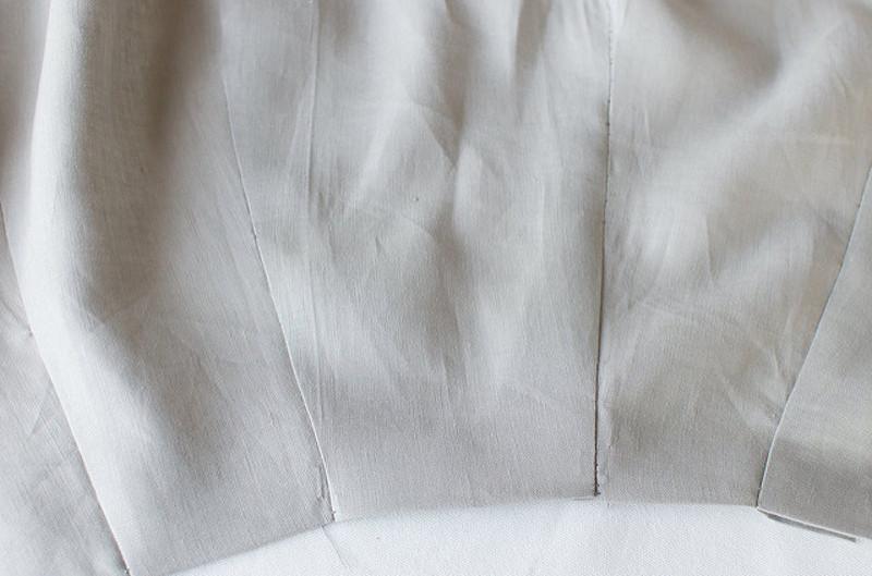 Шьем юбку безшвейной машинки