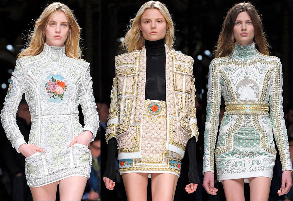 Квилтинг в модной одежде
