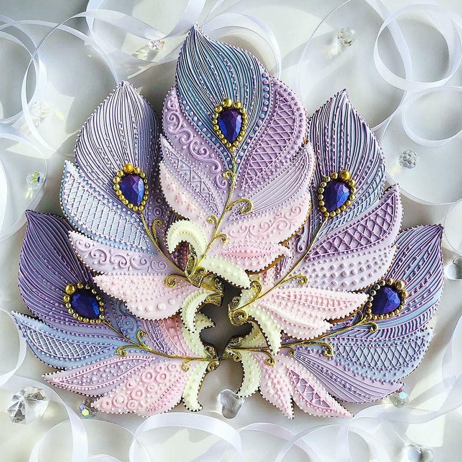 Сладкая жизнь: пряничные шедевры Натальи Гладышевой, которые слишком красивы, чтобы просто их съесть – Ярмарка Мастеров