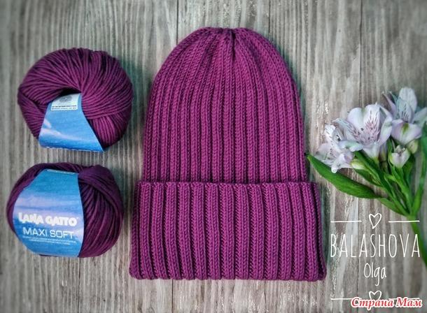 Мастер-класс шапочки тыковки