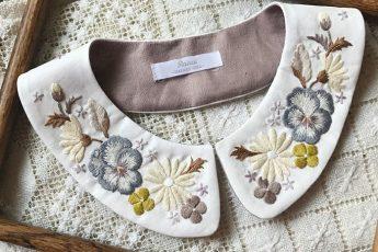 Фото - 10 Невыносимая нежность бытия: потрясающая вышивка Wakako Horai