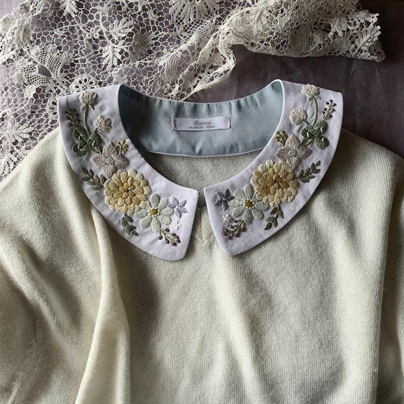 Фото - 13 Невыносимая нежность бытия: потрясающая вышивка Wakako Horai