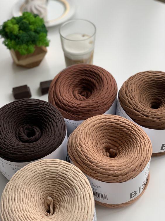 Ковры для дома, которые легко вяжутся - обычным, толстым крючком! Схемы для вязания!